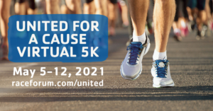 United For A Cause Virtual 5K